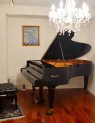ピアノ練習室B ベーゼンドルファー
